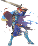 Eliwood Damaged