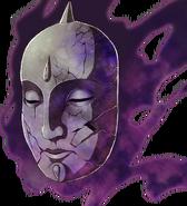 Anankos Dark Mask