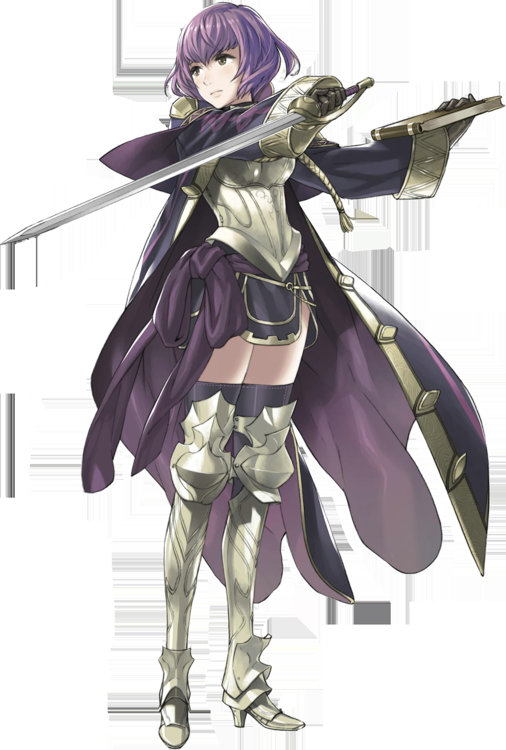 Magical Eponine | Waifu Emblem Fates Wikia | FANDOM