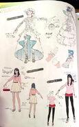 TMS concept of Tsubasa Oribe, 01