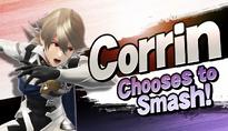 Corrin Chooses Smash