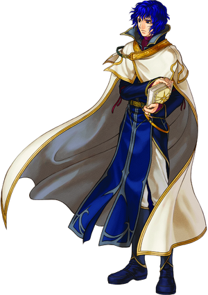 Pelleas Artwork (FE10)