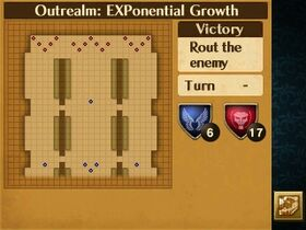 EXPonential Growth Map