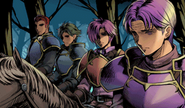 FE12 Chapter 18 Opening
