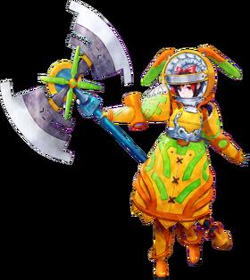Mirage Master Mamori