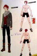 TMS concept of Touma Akagi, 04