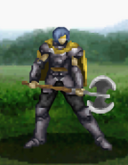 Ezekiel battle (Sergeant)
