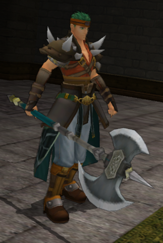 File:Silver Poleax (FE10).png