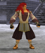 FE10 Lion (Untransformed) -Skrimir-