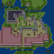 FE3 Chapter 17 Map