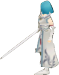 FE10 Lucia Swordmaster (Haircut) Sprite.png