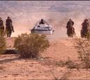 Rance Burgess's land speeder