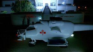 Ambulanceship exthospital ariel