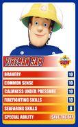 Fireman Sam Card