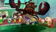 Lobster crashes into Hokey Poke