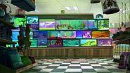 Fish tanks opening theme