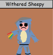 Withered Sheepy