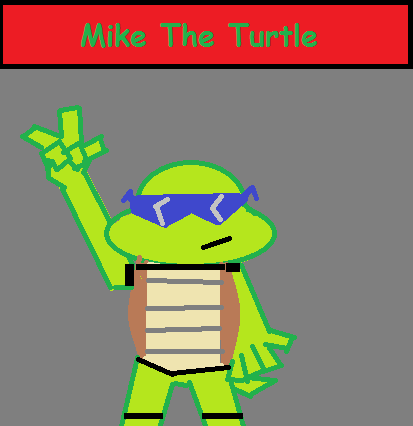 File:Mike The Turtle.png