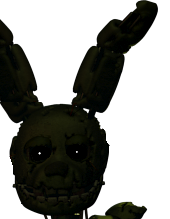File:Springtrap Texture.png