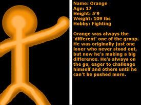 OrangeColourTale