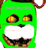 Moist plumber by angelthebunny123-d8nq11k