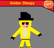 Golden Sheepy