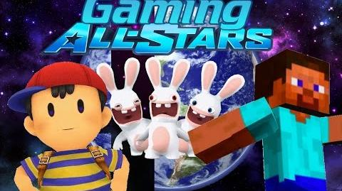 Gaming All-Stars S1E6 - Raving Rabbids