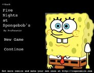 Fnaf game maker five nights at freddy s fanon wiki wikia