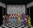 Fazbear Platformer 2 - Fighting Hybrid