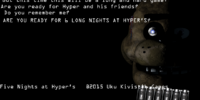 Five Nights at Hyper's