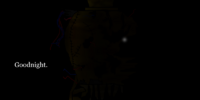 Fredbear's Remains: O.U.T.B.R.E.A.K