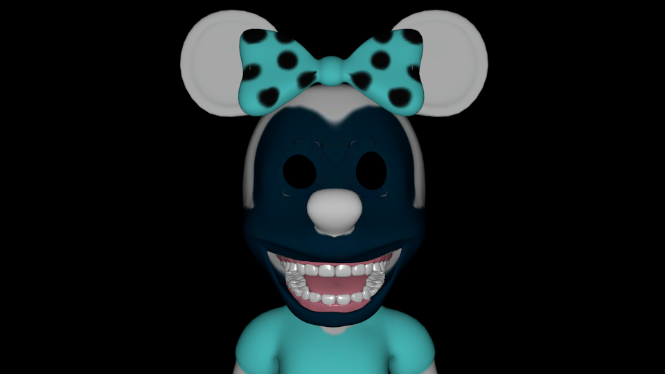 Five Nights At Treasure Island Pn Micky
