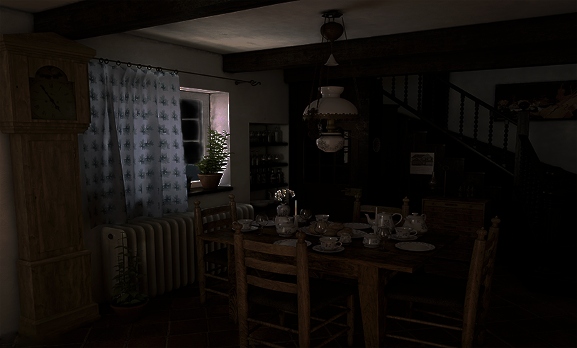 Living Room 3 Five Nights At Warios fangame Wiki FANDOM