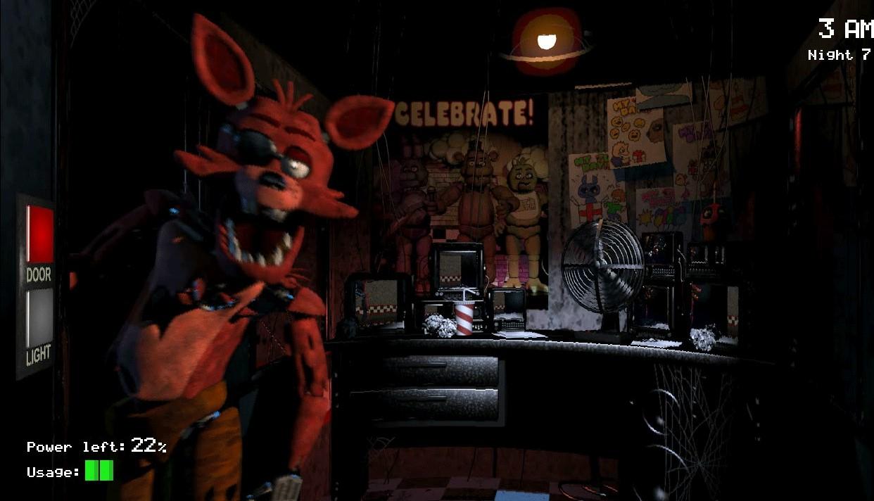 Foxy Five Nights At Freddy S Wiki Fandom Powered By Wikia