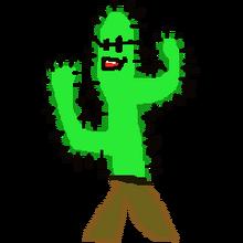 Pet cactustpantsFTW