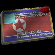 Korean heroic check