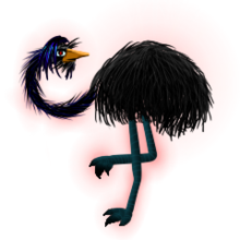 Pet emoemu