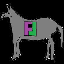 Pet FJ HorseDog