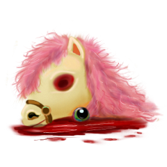 File:Yellow pony head.png