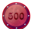 500 Casino Token