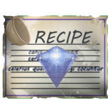 Special Diamond Gem Recipe
