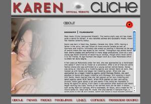 Karenclichewebsite