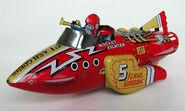 Flash Gordon Rocket