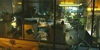 Zarkov's laboratory