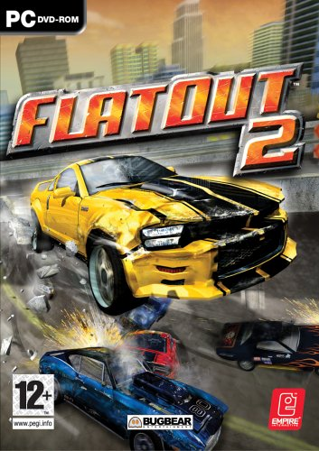 Flatout 2 Full Oyun Download Yükle İndir
