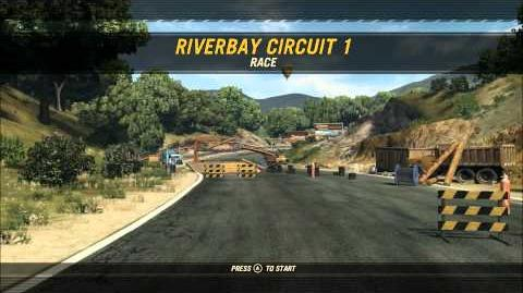 Riverbay Circuit 1 overview