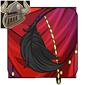 Crimson Tail Bangle