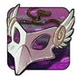 Carved Harpy Mask