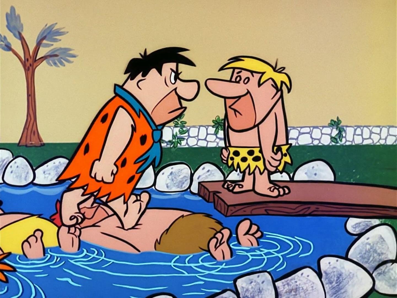 The Swimming Pool The Flintstones Fandom Powered By Wikia
