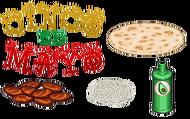 Cinco de Mayo Ingredients - Cheeseria